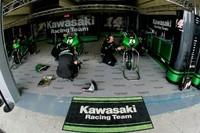 Kawasaki Racing, preparada para darlo todo en Turquía