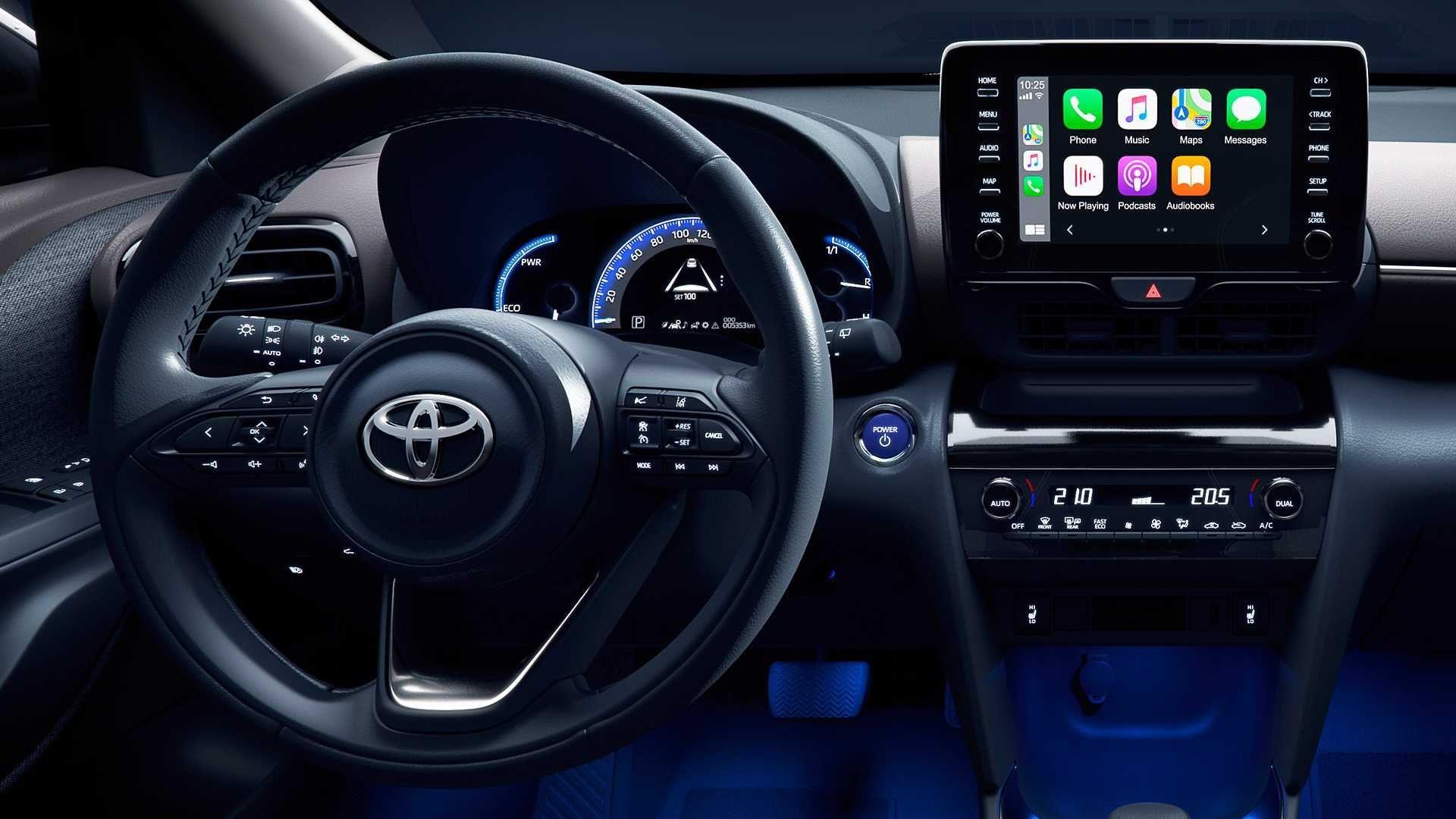 Foto de Toyota Yaris Cross (16/18)