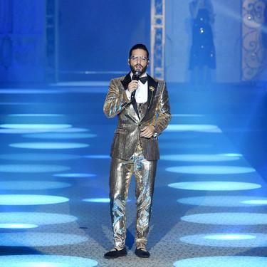 Maluma y demás millennials llevan su influencia latina al desfile de Dolce & Gabbana en Milán