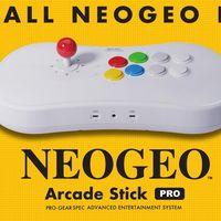 NEOGEO Arcade Stick Pro: otro ataque a la nostalgia con 20 de los mejores juegos de pelea de SNK preinstalados