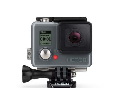 GoPro no quiere que el precio sea una excusa y pone su nueva Hero+ con WiFi a 229,99 euros