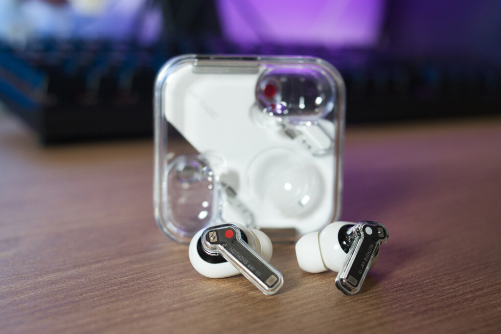Nothing Ear (1), análisis: ser transparentes no es la única virtud de estos peculiares auriculares