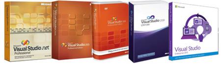 Visual Studio History