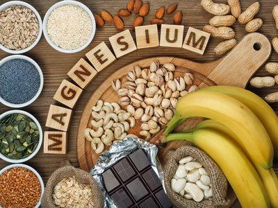 Top 9 de alimentos ricos en magnesio