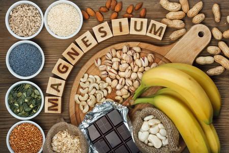 Resultado de imagen para magnesio alimentos