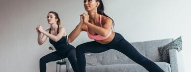 Así es como el ejercicio de fuerza te ayuda a la hora de perder peso (y una mini-rutina para empezar a entrenar en casa)