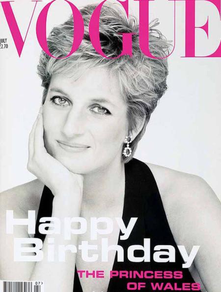 Lady Di Vogue 1994