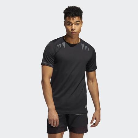 Camiseta Heat Rdy Prime Negro Ft9162 21 Model