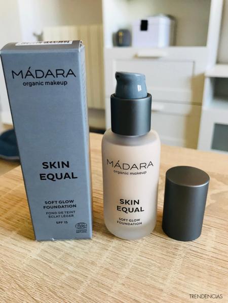 review maquillaje madara