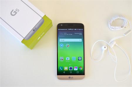 LG G5 H850, con cámara dual, por 263 euros y envío gratis en eBay