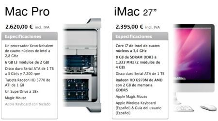 El iMac como reemplado del Mac Pro