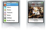 Rumor de última hora: ¿Es esta la nueva interfaz de los iPod?