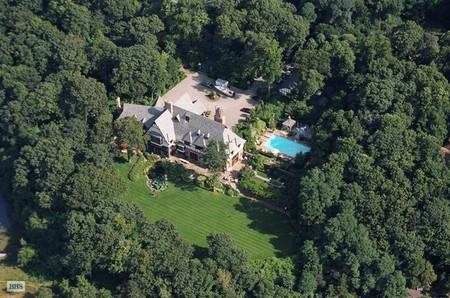 Casa de Brad Pitt y Angelina Jolie