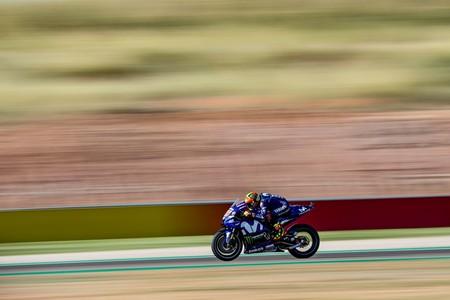 Maverick Vinales Motogp Aragon 2018 3