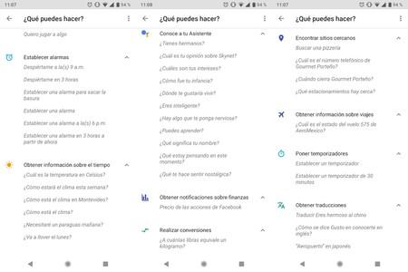 Informacion Google Home