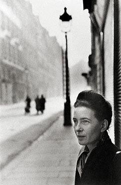 Simone de Beauvoir cumple 100 años