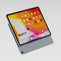 Foto 1 de 8 de la galería ipad-air-render en Applesfera