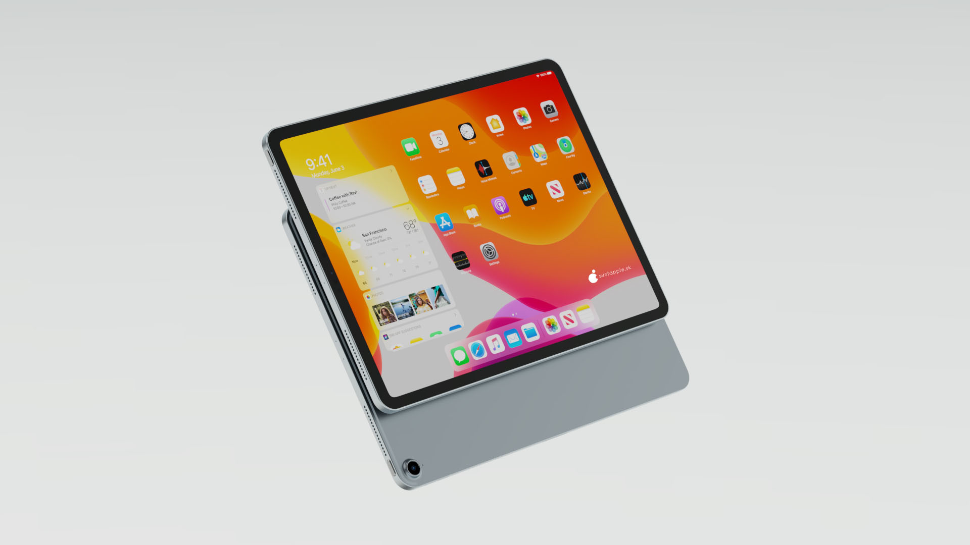 Foto de iPad Air (Render) (1/8)
