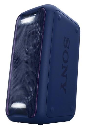 Altavoz portátil Sony GTK-XB5 con Bluetooth y NFC (Azul)