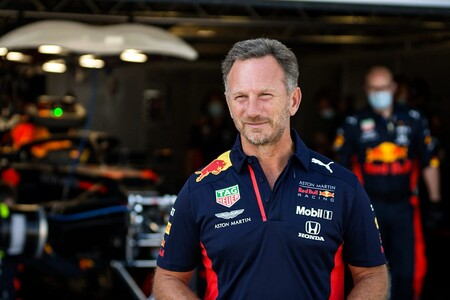 Horner F1 Wec 2020