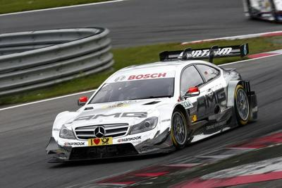 Mercedes-Benz y ART Grand Prix juntos en el DTM