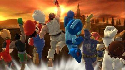 No estamos soñando, Ryu de Street Fighter es el nuevo invitado para Super Smash Bros.