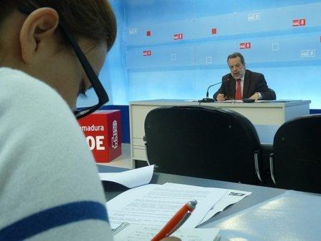 Sinde / El PSOE no tira la toalla