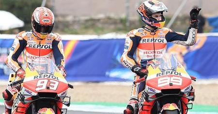 Marquez Lorenzo Jerez Motogp 2019