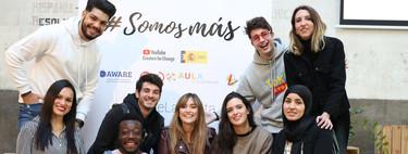 Youtube promueve #SomosMás contra el odio en internet, pero apenas hay políticas para controlarlo dentro de su plataforma