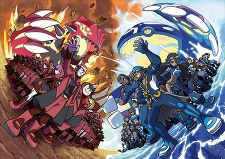 El demo de Pokémon Omega Ruby y Pokémon Alpha Sapphire llegará a América