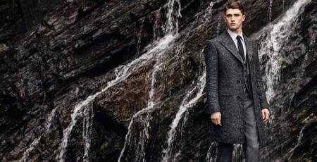 Gieves & Hawkes: La colección de invierno para el gentleman moderno