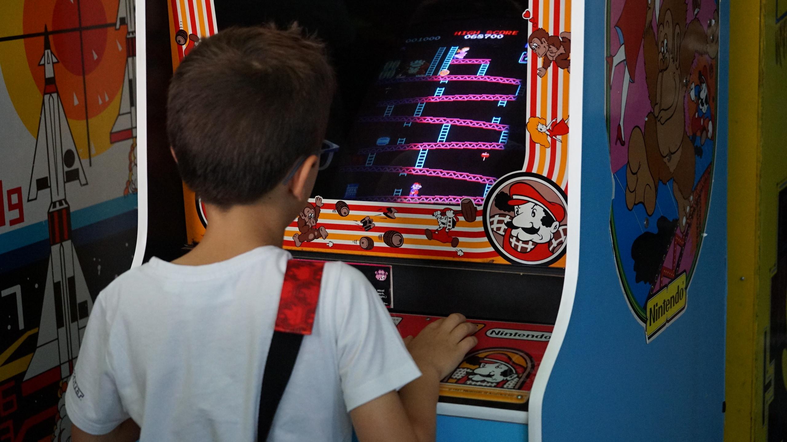 Foto de Museo máquinas Arcade (8/46)