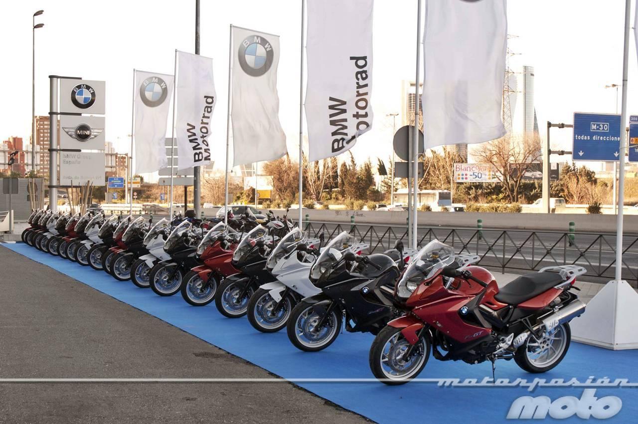 Foto de BMW F 800 GT, prueba (valoración, ficha técnica y galería) - Presentacion (5/15)