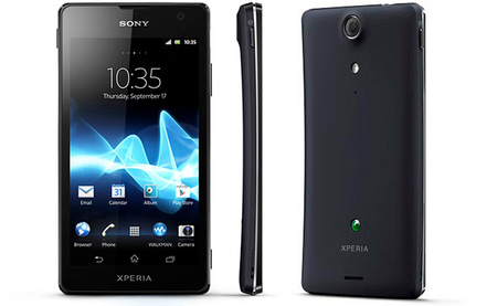 Sony Xperia GX se estrena en Japón y pronto en el mundo