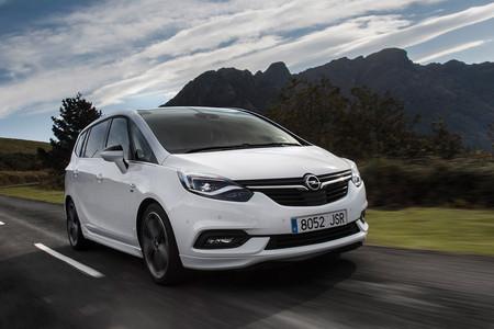 Más tecnológico y eficiente, así es el Opel Zafira 2017 que hemos probado