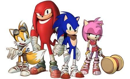 SEGA anuncia Sonic Boom y un cambio en el diseño del personaje