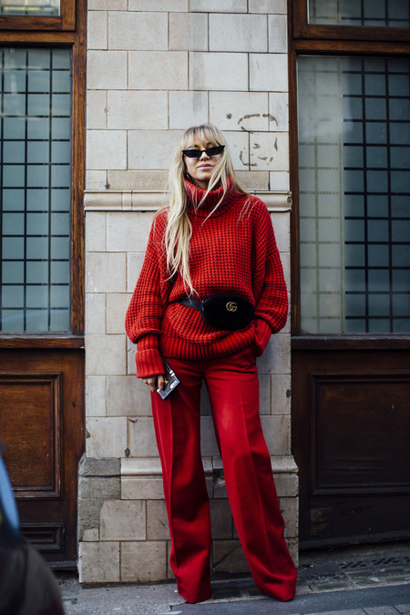 Combinar Jersey Rojo 2