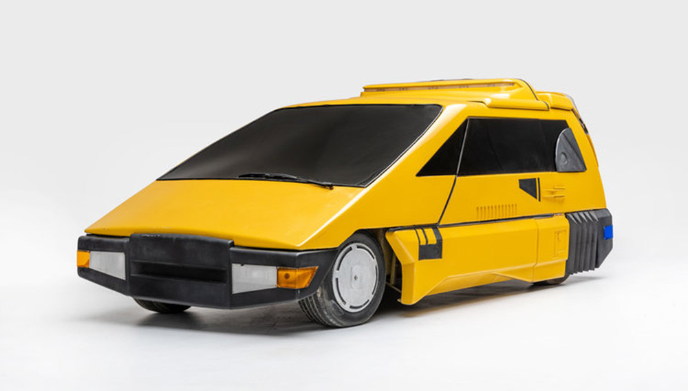 Foto de Los coches de 'Blade Runner' (13/31)