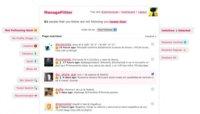 Manage Flitter responde: ¿a qué usuarios no debería seguir más en Twitter?