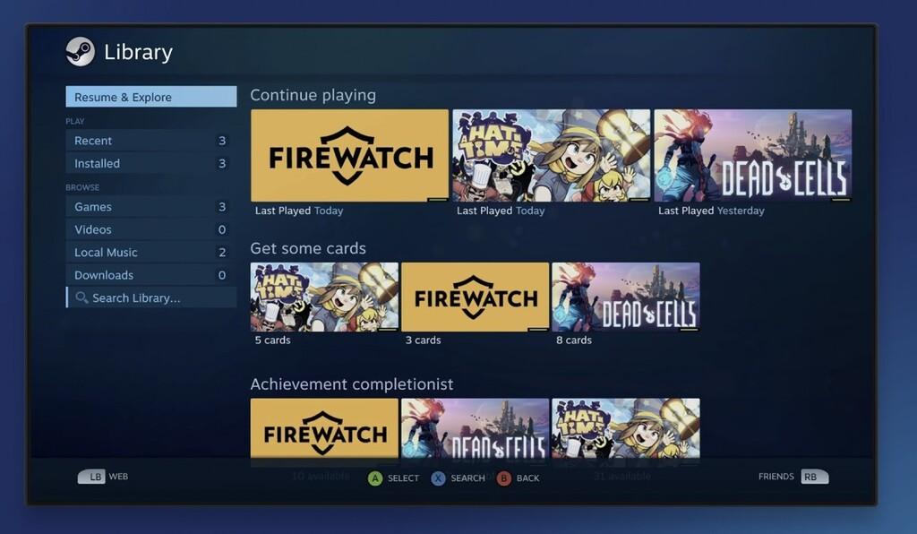 Steam Link llega a la Mac™ App Store y acerca el videojuego en remoto a la monitor del Mac™