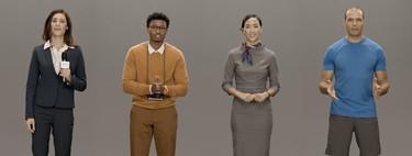 """Todo lo que sabemos sobre Neon, el """"humano artificial"""" de Samsung que busca ser nuestro amigo virtual"""