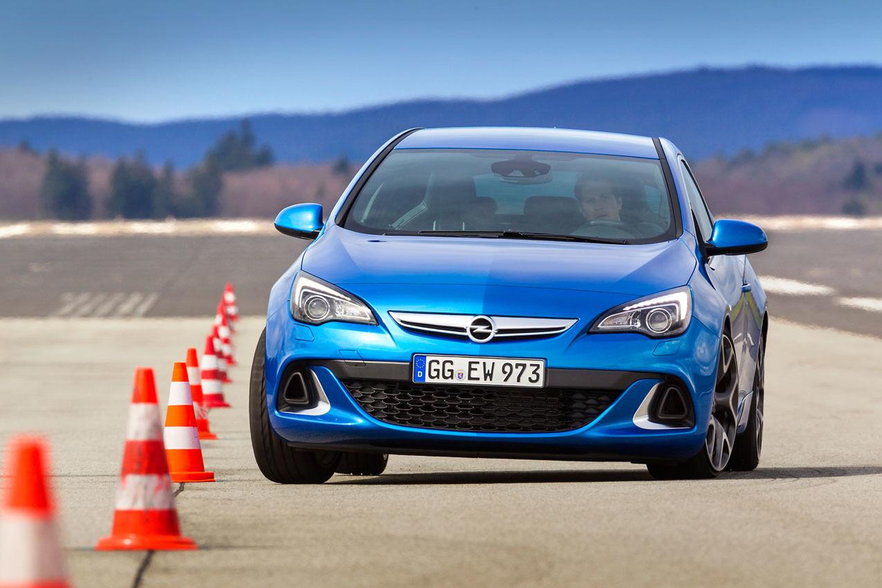 Foto de Opel Astra OPC (12/46)