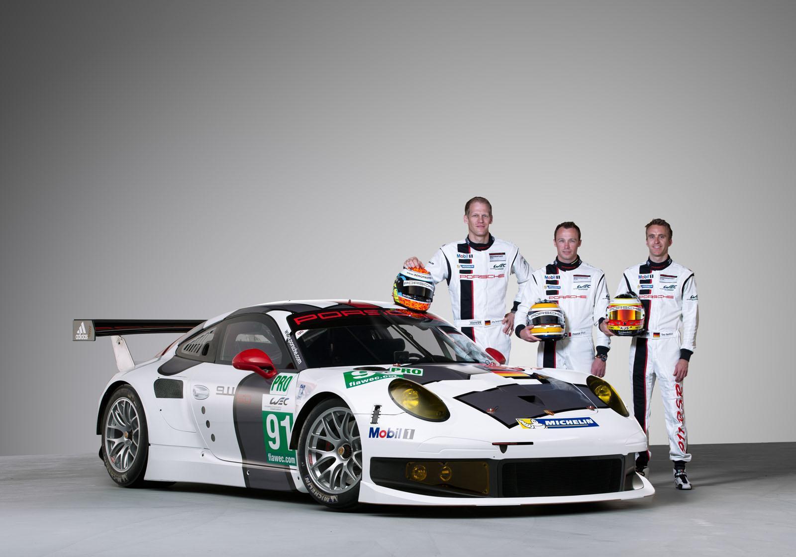 Foto de Porsche 911 RSR 2014 (6/9)