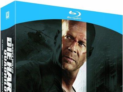 Tetralogía Jungla de Cristal, en Blu-ray, por 11,79 euros