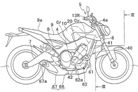 Yamaha está trabajando en un motor de dos cilindros en línea... ¡con turbo!