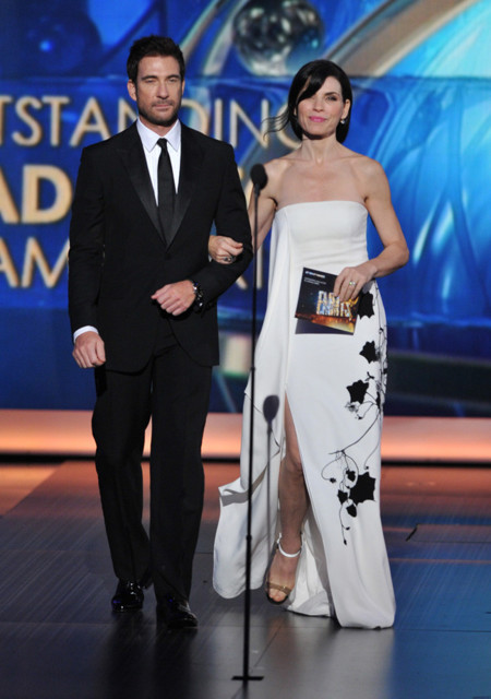 Julianna Margulies sandalias Emmy 2013