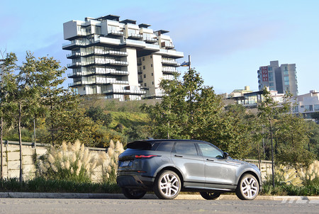 Range Rover Evoque 2020 8