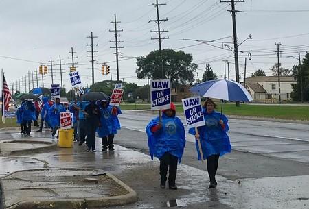 Huelga en General Motors: la empresa pierde 90 millones de dólares al día y no hay final a la vista