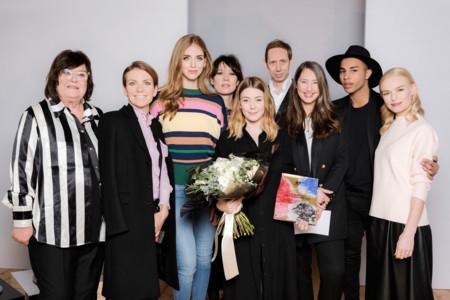 Chiara Ferragni juega en otra liga y comparte jurado con Olivier Rousteing y Kate Bosworth para anunciar el ganador de H&M Design Award 2016