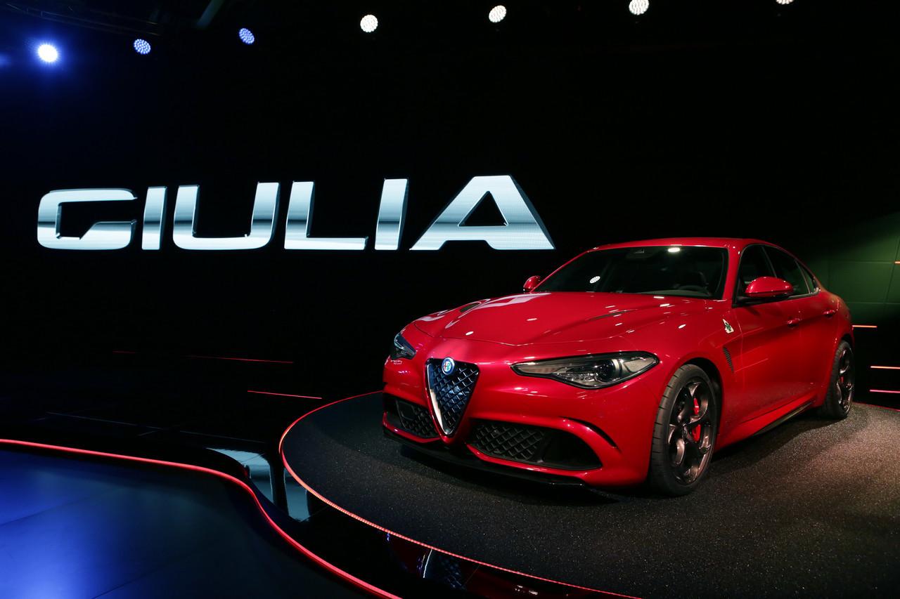 Foto de Alfa Romeo Giulia (3/10)